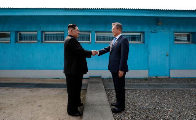 韩将举行《板门店宣言》周年纪念活动