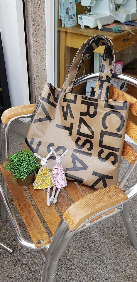수원시미술관사업소, 전시 현수막으로 가방 만드는 드르륵 프로젝트
