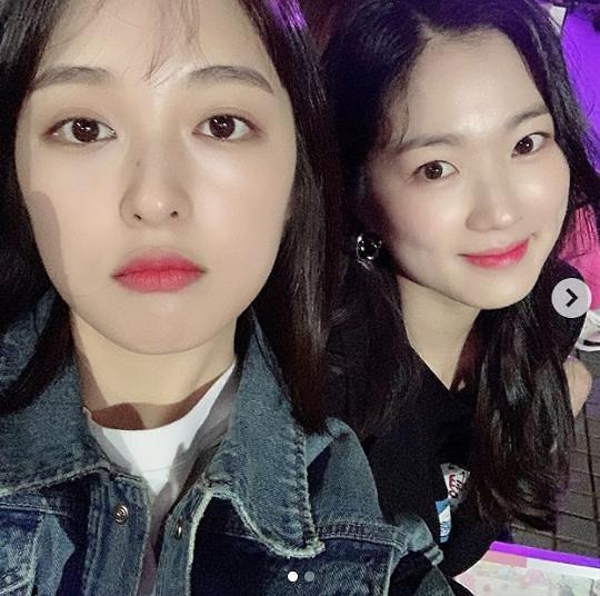 런닝맨 김혜윤 근황, ♥김보라와 여전한 우정 자랑