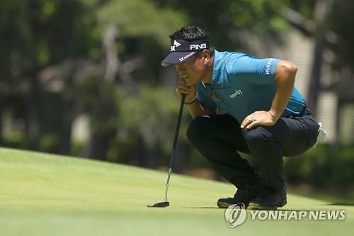 '맏형' 최경주, PGA 투어 13개월 만에 '톱10' 부활