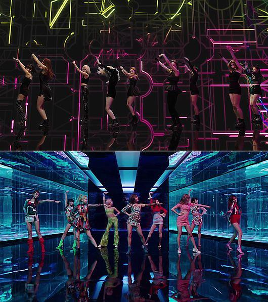TWICE惊喜公开新专辑主打歌《FANCY》MV预告