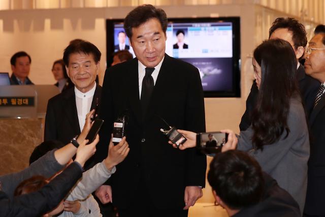 """이 총리 """"진주 유가족·부상자, 구조금 즉각 지원"""""""