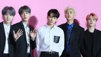 """방탄소년단, 빌보드 200 3번째 1위…""""비틀즈 이후 최초"""""""