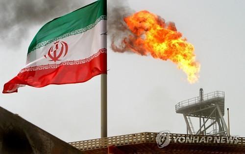 이란 원유 수출길 원천 봉쇄...국제유가 급등 우려