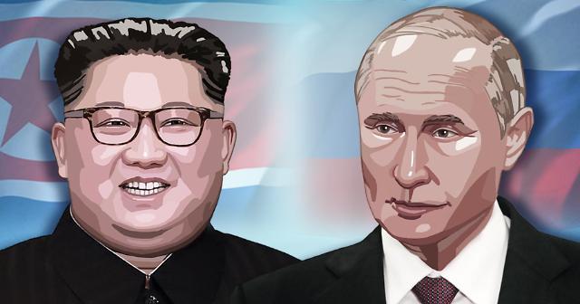 朝媒称金正恩即将访俄会晤普京