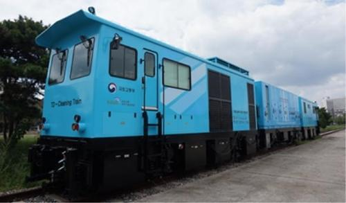 韩国研发吸收隧道雾霾火车 致力减少铁道雾霾