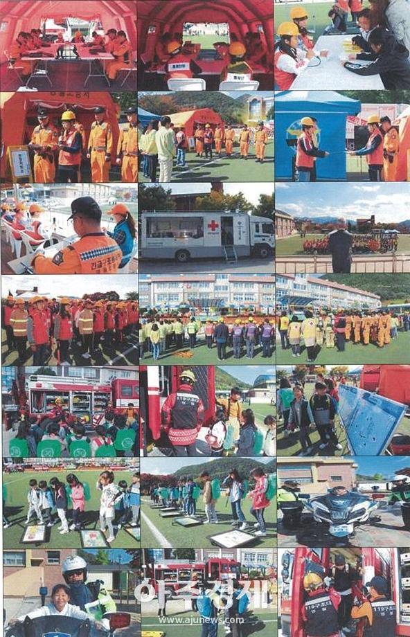 어린이 재난안전훈련에 46개교 참여…기획부터 실행까지 자기주도적으로