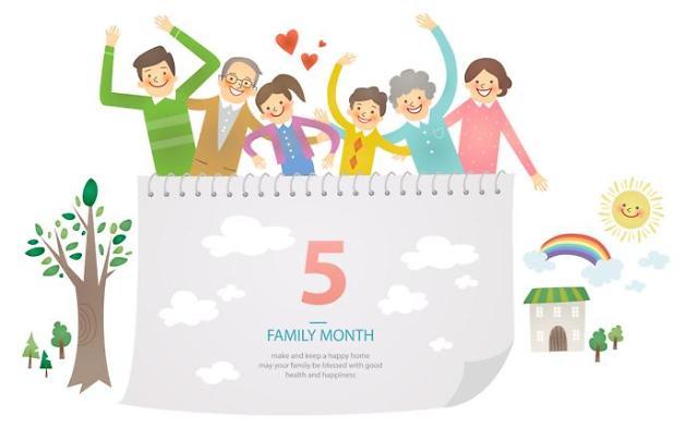 """韩国""""家庭月""""将至  职场人士节假日支出或增3300元"""