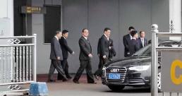 .朝鲜对外经济相抵京.