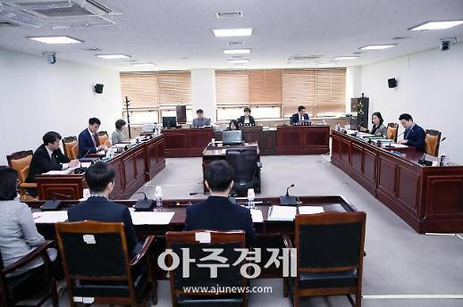 화성시의회, 의원 윤리강령 조례 및 행동강령 조례 개정