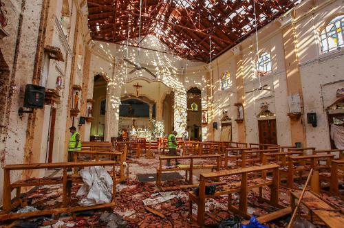 IS, 스리랑카 부활절 연쇄 테러 배후 자처