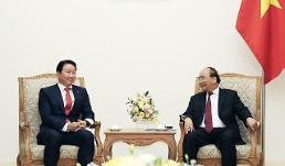.SK集团预计将向越南最大民营企业Vingroup进行股权投资.