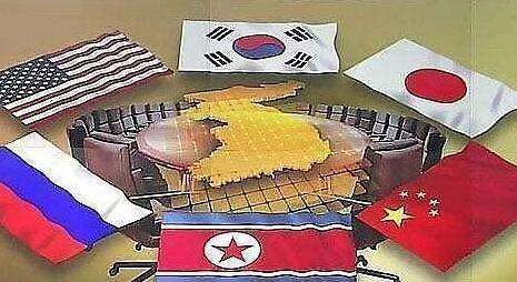 日媒:普京或向金正恩提议重启六方会谈