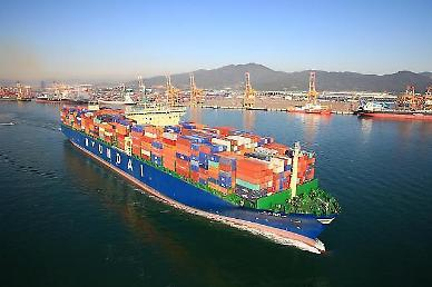 Hyundai Merchant and Russias FESCO to open direct routes for container ships