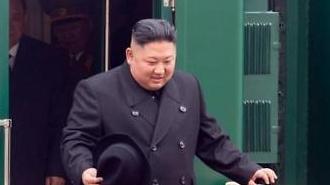 Nhà lãnh đạo Triều Tiên khởi hành chuyến công du đến Nga bằng tàu hỏa