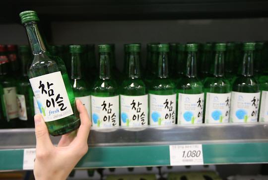 想买醉不容易 韩国酒类产品或迎涨价潮