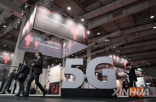 中 상하이, 세계 최초 5G 도시 타이틀 거머쥐나