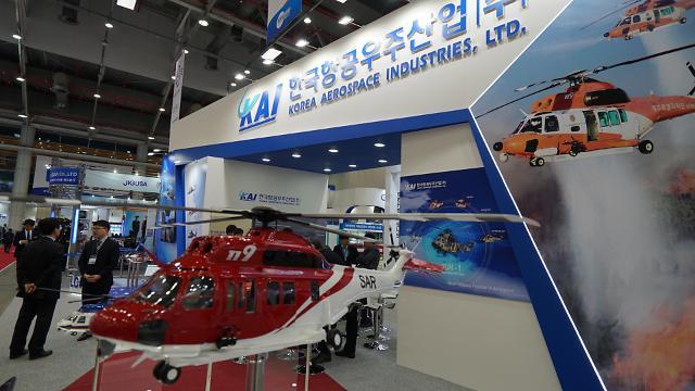 KAI, 수리온 판로 확대…소형헬기 시장 선점