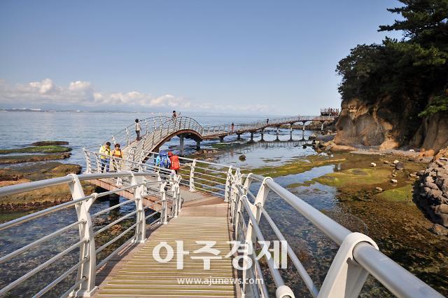 경북도, 5월 11~6월 1일까지 해파랑길 걷기 프로그램 운영