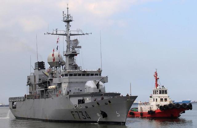 美 동맹국 VS 중국, 군사갈등 고조… 프랑스도 대만해협 통과