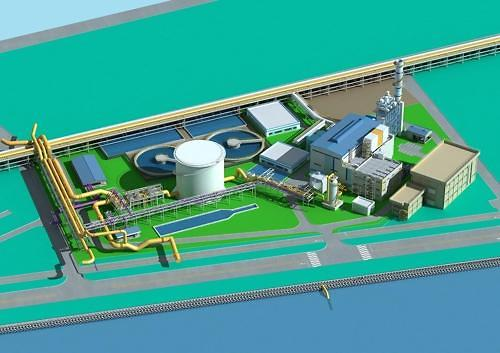 Posco to build new 150MW by-product gas generator for steel plant in Pohang