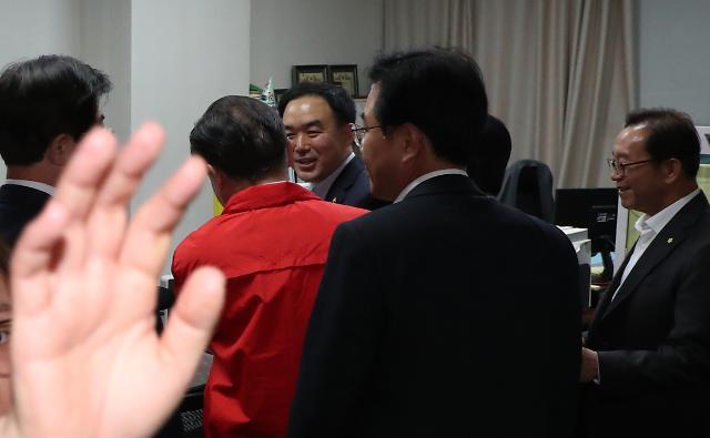 개협법안 패스트트랙 험난한 하루…사보임 강행