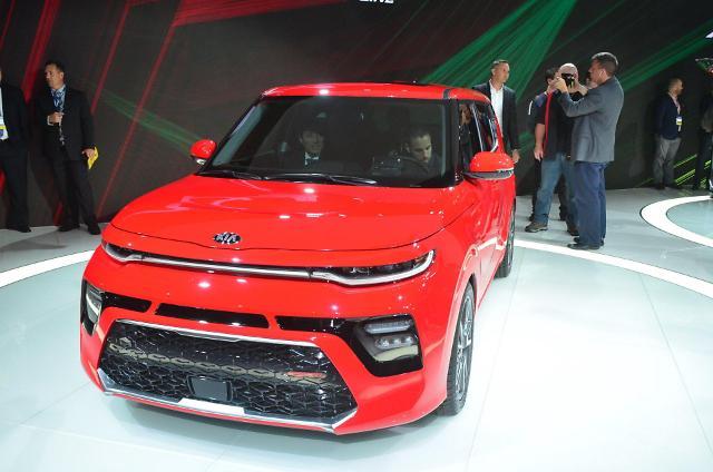 起亚汽车第一季营业利润同比增94%