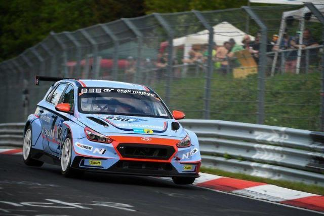 Hyundais high-performance hatchback i30 N to race in Touring Car Race series in China