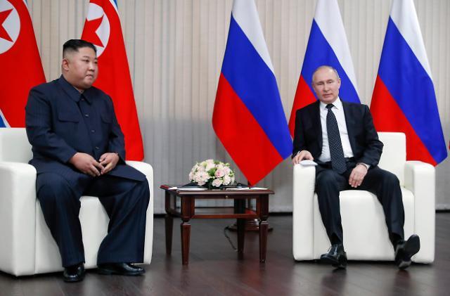 普京:为实现半岛无核化需保障朝鲜体制