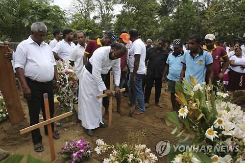 스리랑카 정부, 부활절 테러 사망자 359명→253명 수정