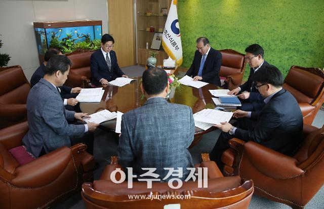 """양승조 충남도지사, 4개 부처 장·차관 만나 """"국비 반영"""" 요청"""