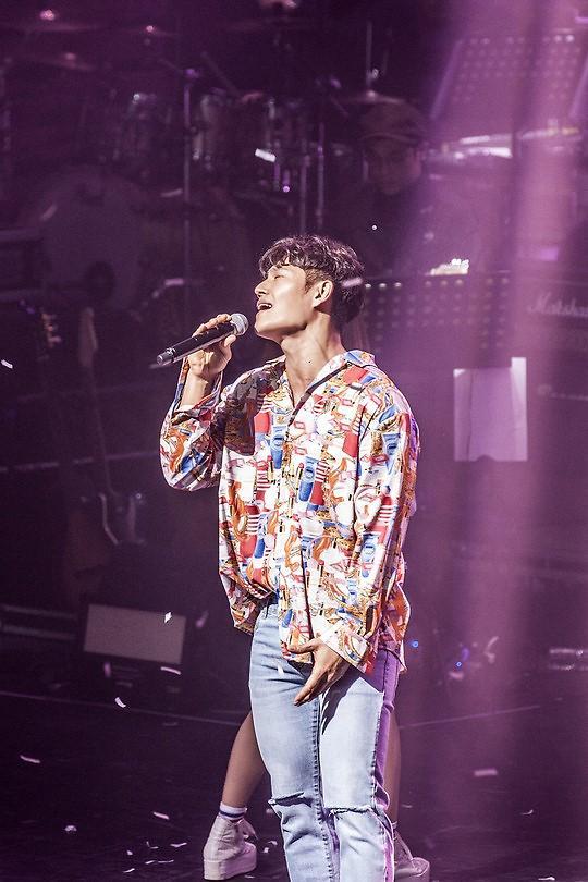 歌手金钟国将举行《寻找金钟国》首尔返场演唱会