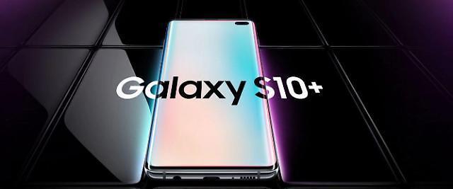 Samsungs new Galaxy S10 smartphone enjoys brisk sales at home