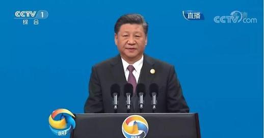 시진핑 일대일로, 햇빛 아래 투명하게…부채 함정 비판 해명