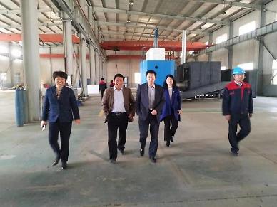 위둥 옌타이 고신구 당서기, 기업 애로사항 청취 [중국 옌타이를 알다(374)]