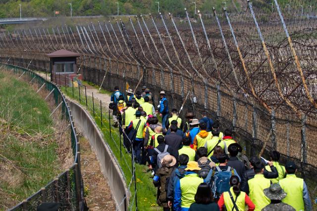 DMZ和平步道对外开放