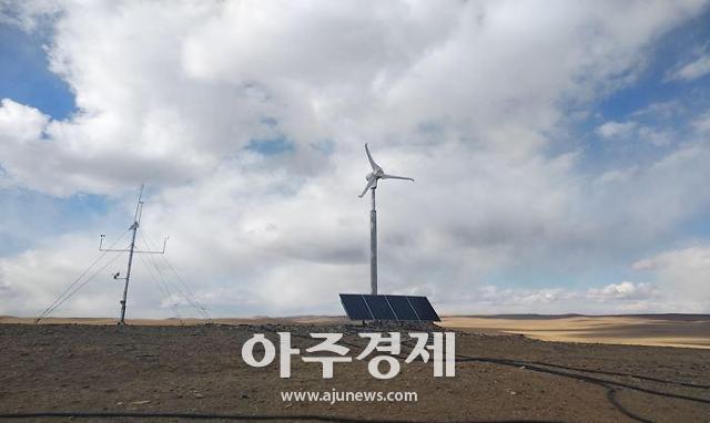KTL, 몽골 맞춤형 풍력발전시스템 보급 시동
