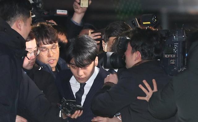 韩警方最快本周提捕涉色情招商胜利