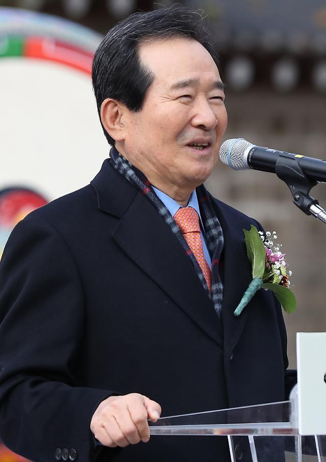"""정세균 """"오신환 사보임, 김현아 케이스와 달라"""""""