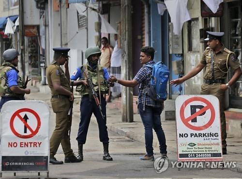 스리랑카 테러 트라우마...브루카·니캅 착용 금지되나