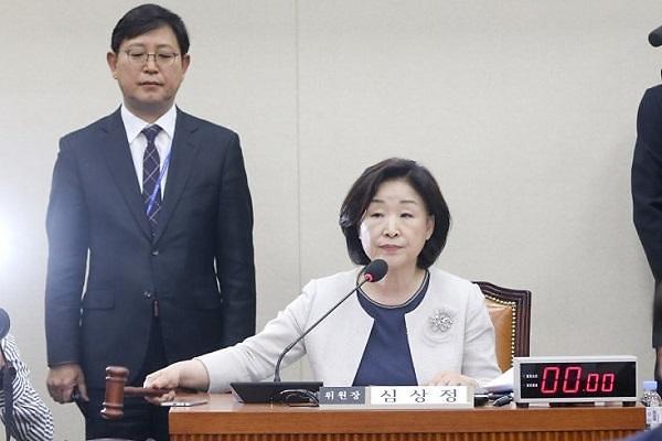 """韩国国会各委指定""""快速通道""""法案"""
