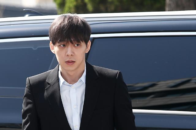 [FOCUS] Former JYJ member Park Yoo-chun belatedly admits to drug charges: police
