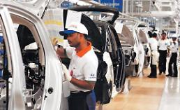 .印度车市持续低迷 现代汽车或面临挑战.