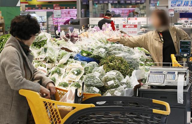 韩4月居民消费价格指数同比上涨0.6%