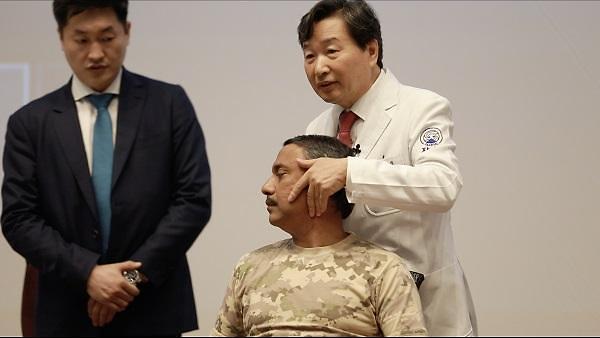 신준식 자생의료재단 명예이사장, 카타르서 한방치료 강연