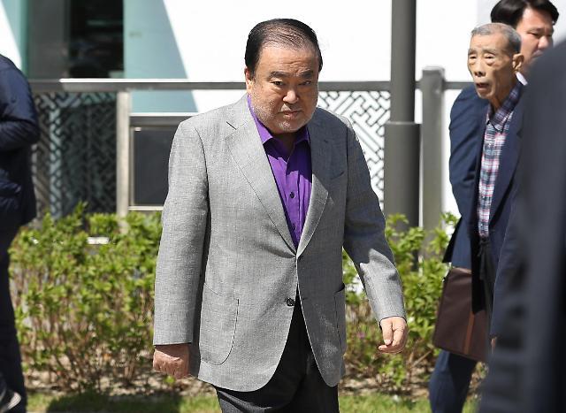 韩国国会议长将率团访华