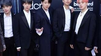 [Giải thưởng âm nhạc Billboard 2019] Nhóm nhạc BTS giành chiến thắng ở hạng mục Top Duo/Group