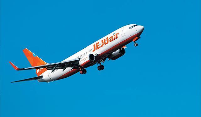 韩低成本航空公司大举增设韩中航线