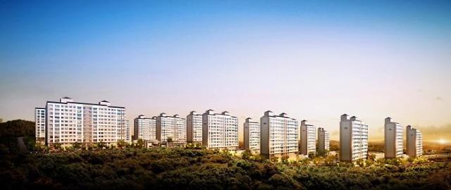 담양첨단문화복합단지 공급, 임대아파트 '양우내안애' 막바지 분양 진행 중