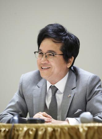 """이재현 CJ 회장 """"새 역사에 도전하자""""···이경후·이선호 남매도 참석"""